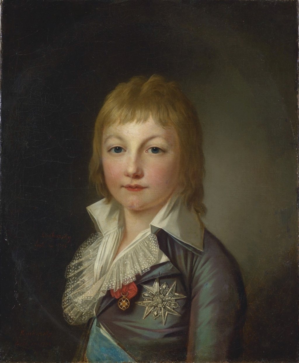 Portraits des dauphins Louis-Joseph ou Louis-Charles ? - Page 2 V1_zkw10