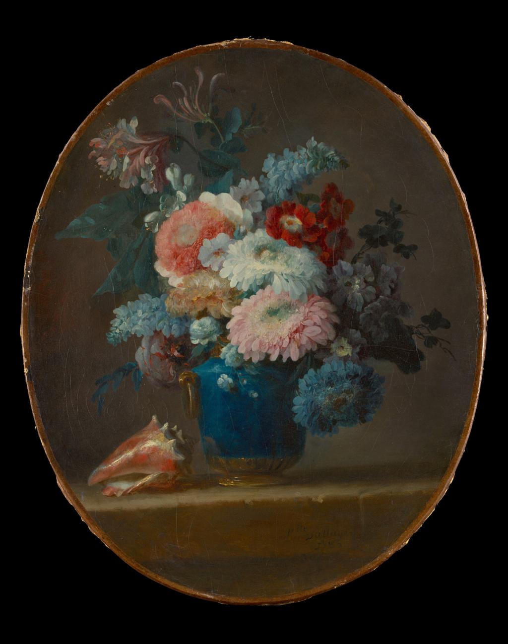 Anne Vallayer-Coster, chef du cabinet de peinture de Marie-Antoinette Vallay10