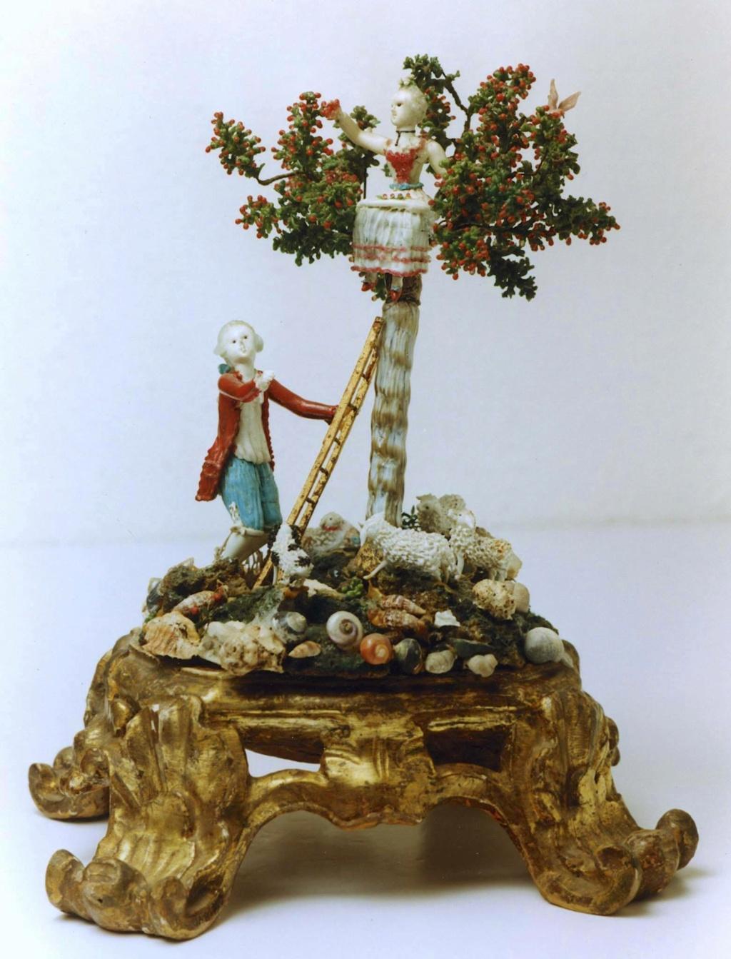 Le verre de Nevers, l'art du travail à la lampe et des verres filés Verre_10