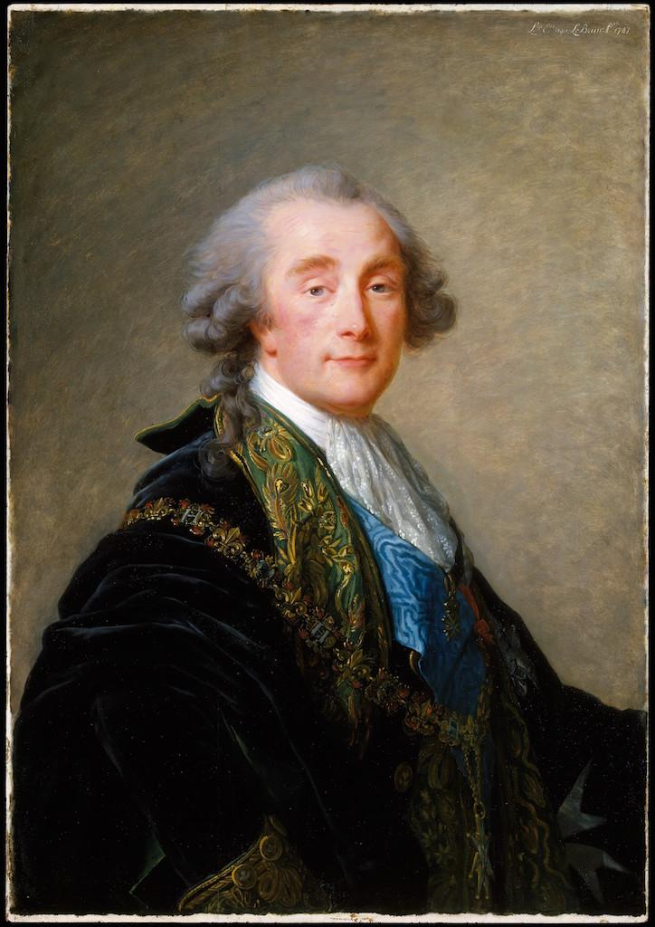 La peinture des fleurs : Sophie de Fuligny-Damas, marquise de Grollier Vigeae11