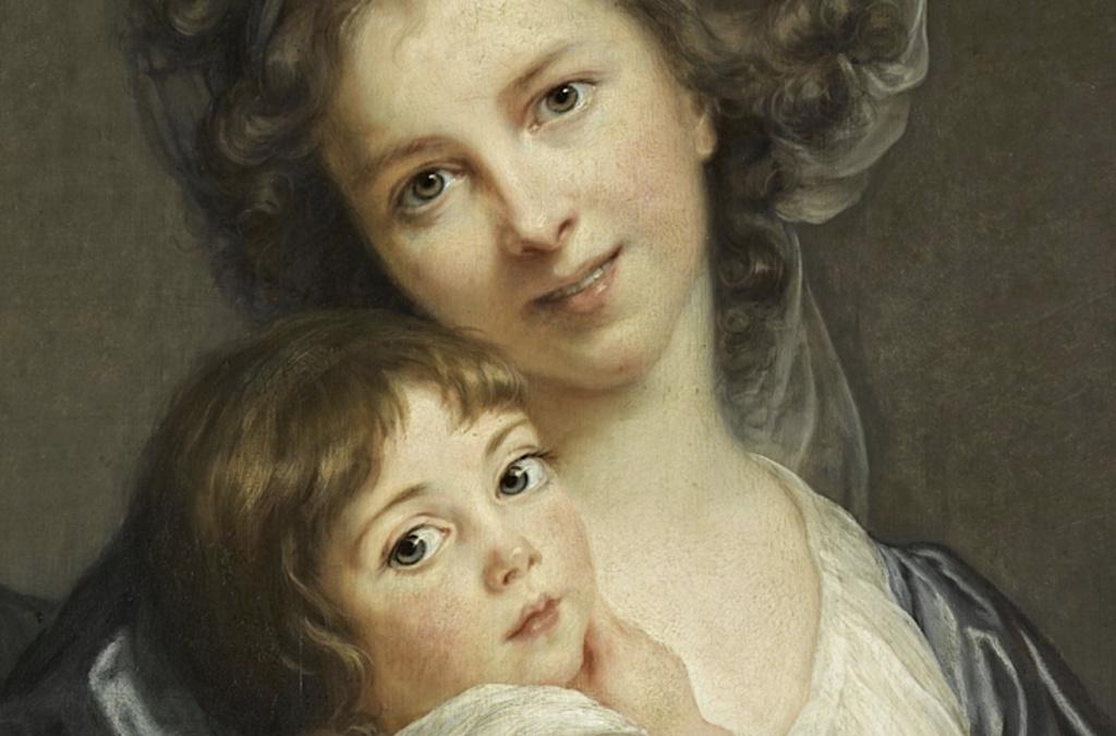 Les autoportraits de Mme Vigée Le Brun - Page 3 Vigeae13