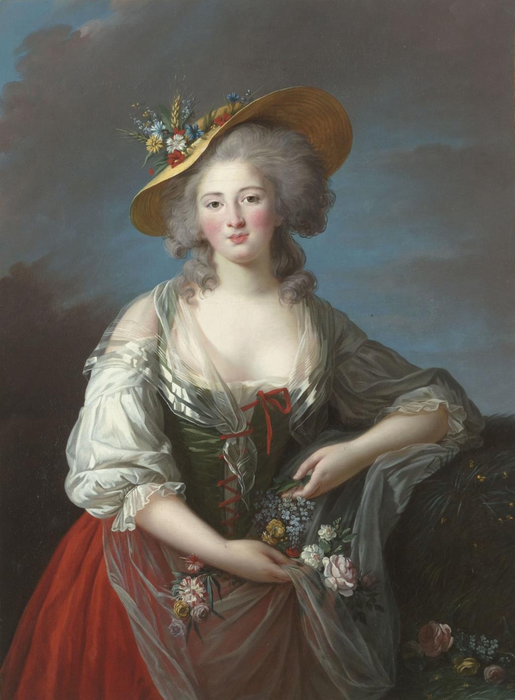 Madame Élisabeth, sœur  de Louis XVI - Page 8 Vigeae14