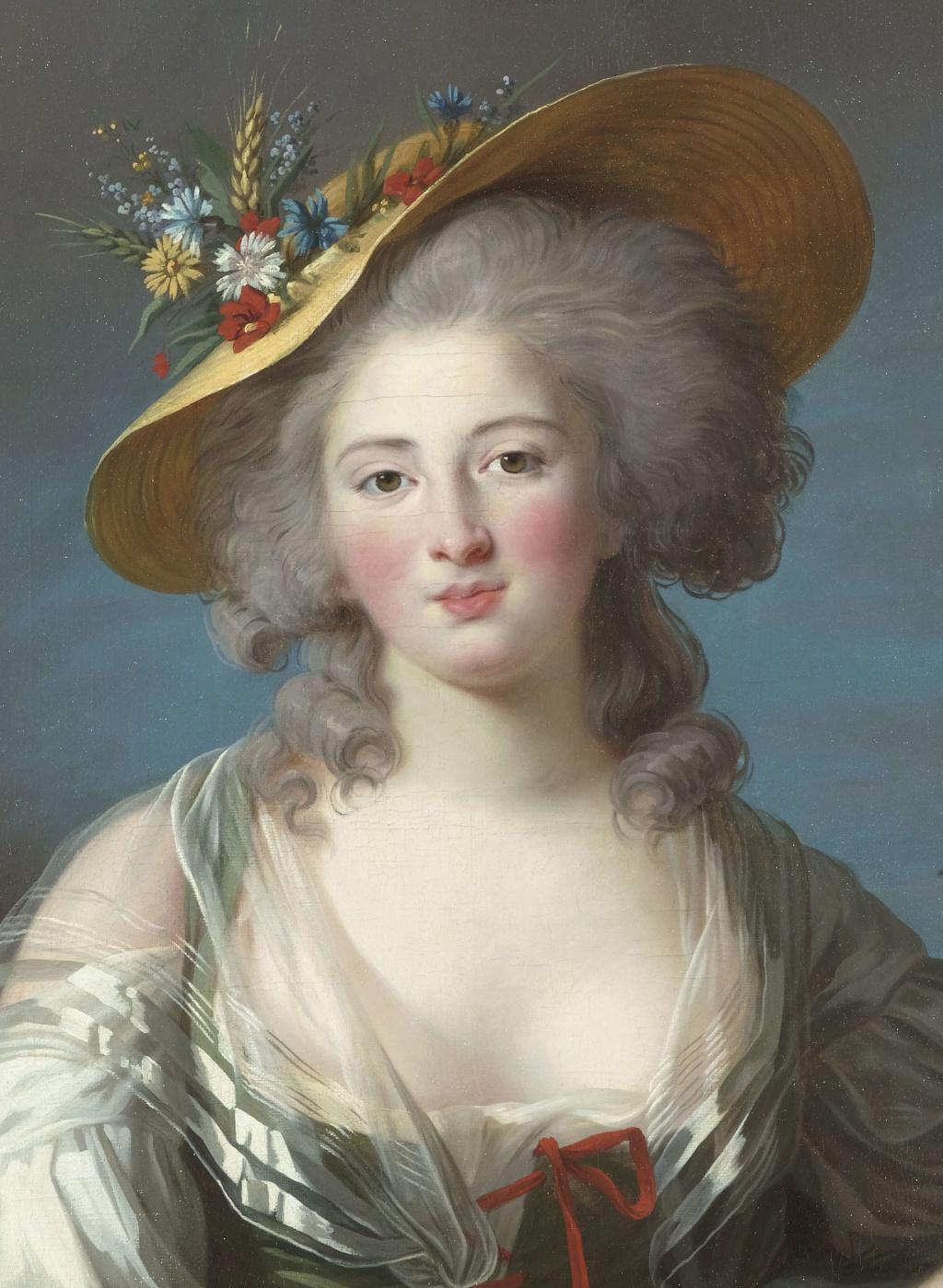 Madame Élisabeth, sœur  de Louis XVI - Page 8 Vigeae15