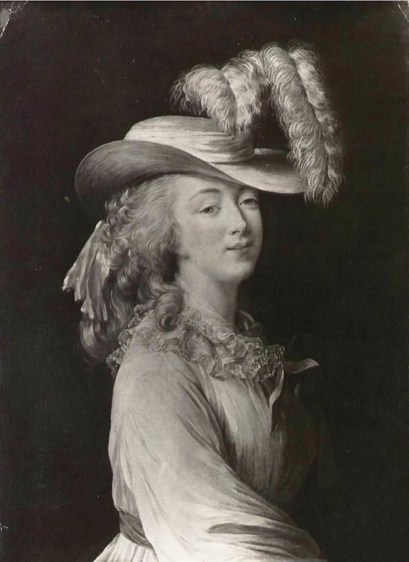 Portraits de la comtesse du Barry par (et d'après) Elisabeth Vigée Le Brun Vlbmdu10
