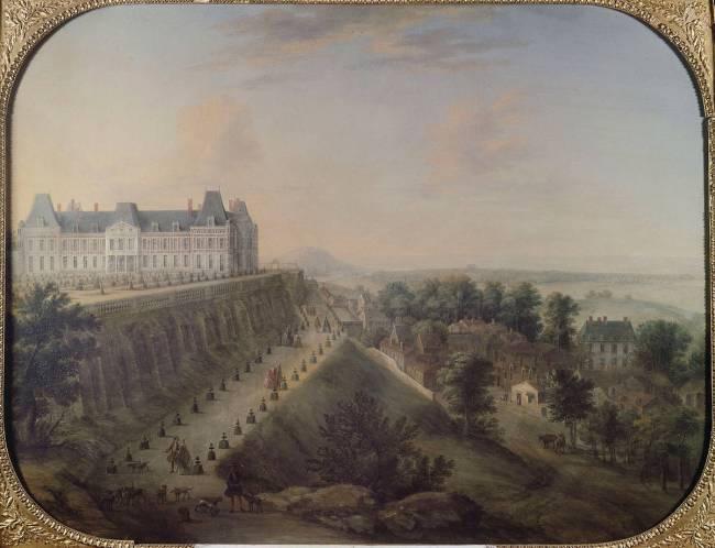 Le château de Meudon Vue_du10