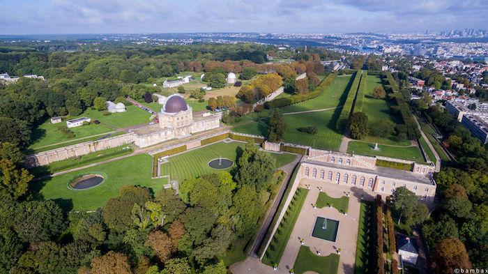 Le château de Meudon Vue_or10