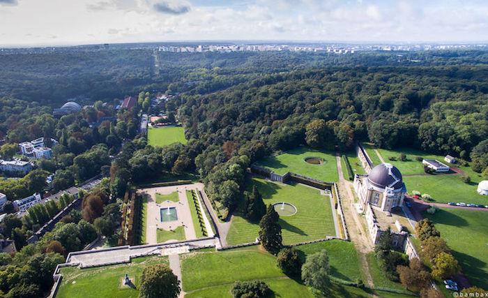 Le château de Meudon Vue_pa10