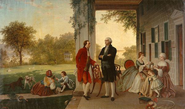 Gilbert du Motier, marquis de Lafayette - Page 5 Washin10