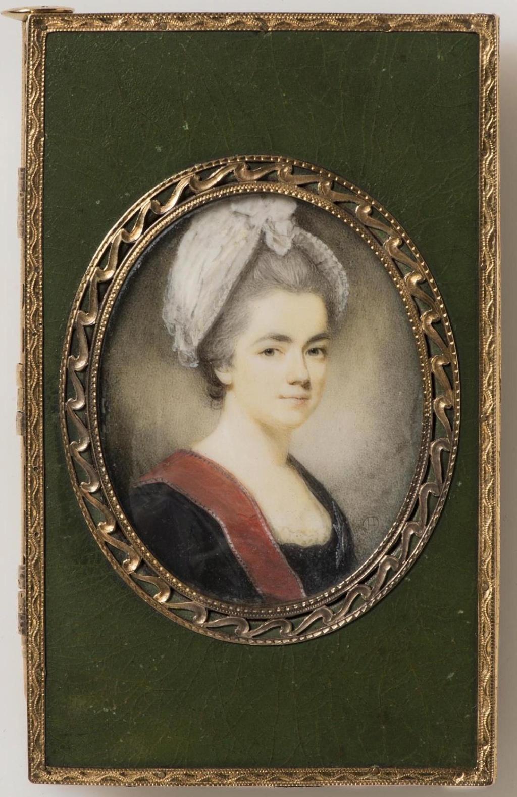 La princesse Daschkoff (Dachkov), dame d'honneur de Catherine II Woa_im21