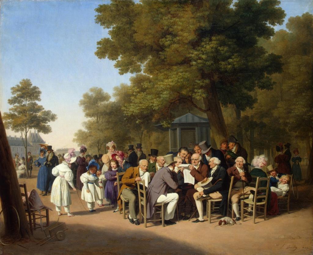 Louis-Léopold Boilly : peintre de la société parisienne de Louis XVI à Louis-Philippe Woa_im57