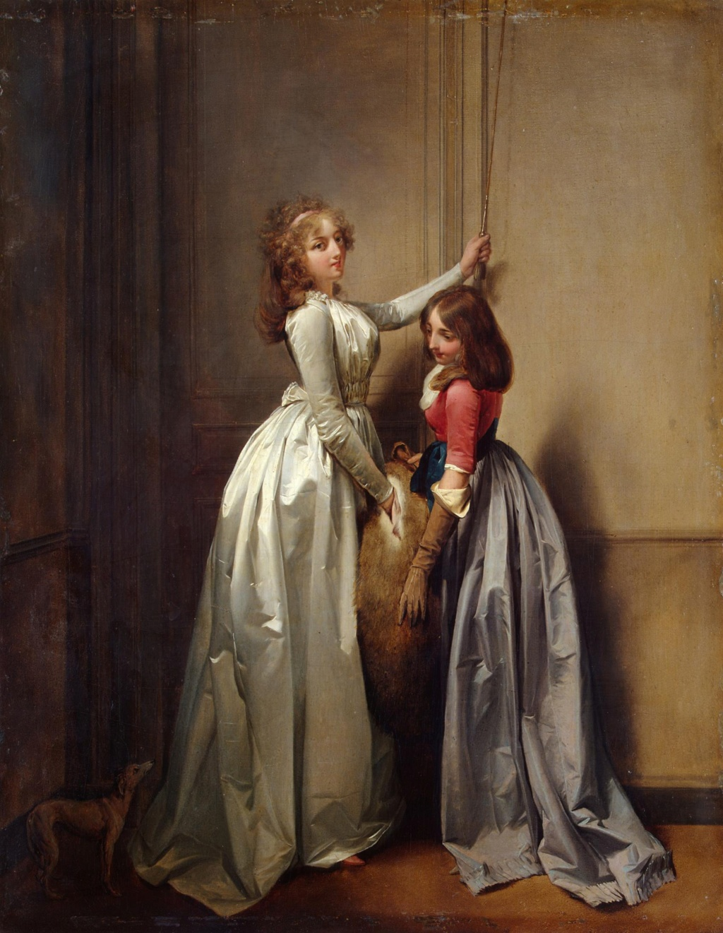 Louis-Léopold Boilly : peintre de la société parisienne de Louis XVI à Louis-Philippe Woa_im58