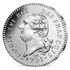 Varennes : Jean-Baptiste Drouet a-t-il reconnu Louis XVI grâce au profil du roi gravé sur une pièce de monnaie ?  Xvm4cb10
