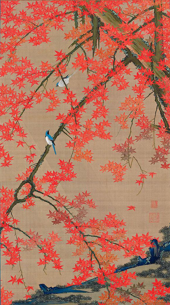 Exposition : Jakuchū (1716-1800), le Royaume coloré des êtres vivants Xxx_ra10