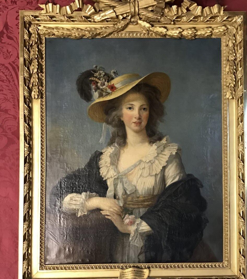 Portraits de la duchesse de Polignac - Page 8 Yoland10