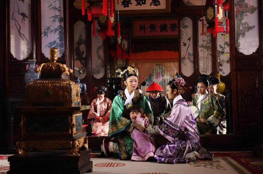 Série : The Legend of Zhen Huan (Empresses in the Palace), les atours de l'aristocratie chinoise au XVIIIe siècle Zhen-h10
