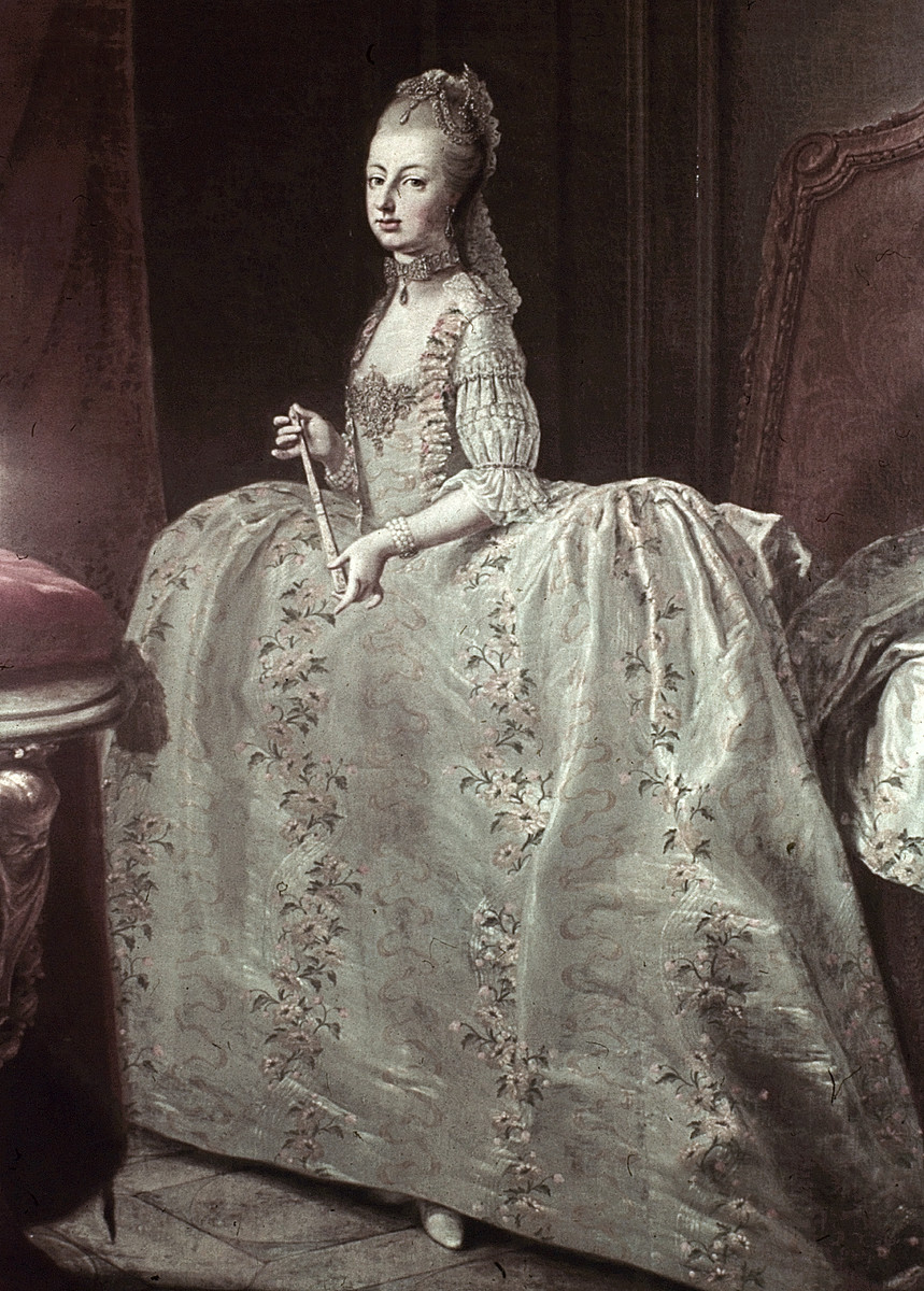 Josèphe - Portrait de Marie-Antoinette ou de Marie-Josèphe, par Meytens ? - Page 4 Zi147014