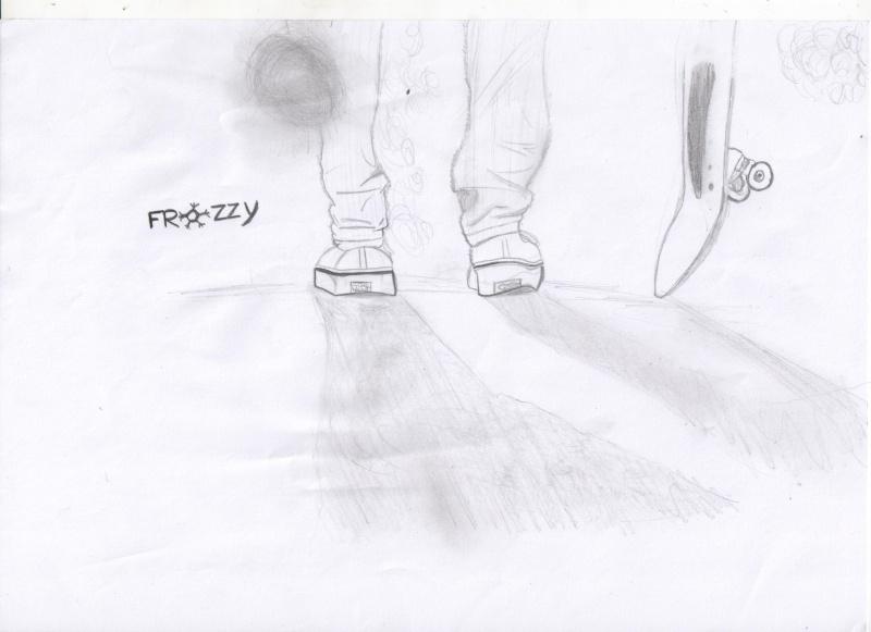 Envie de skate: petit dessin vite fait! Vans_012