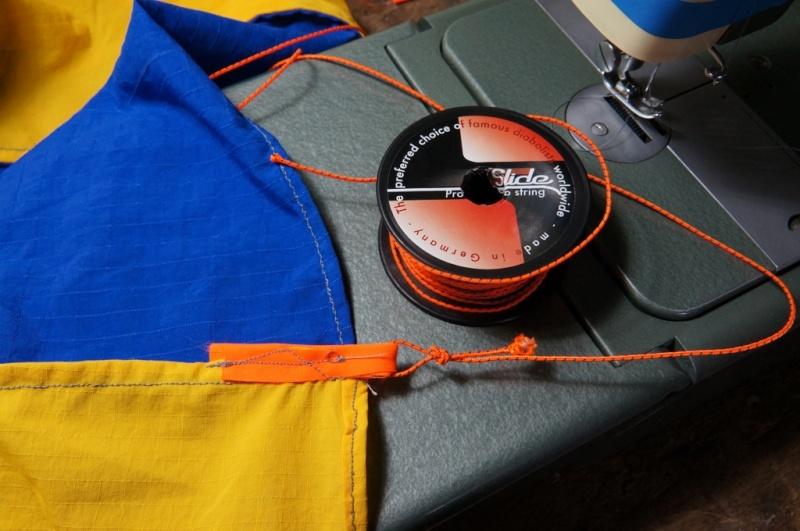 les parachutes et autres accessoires de freinage prolongé Dsc03325
