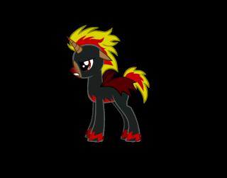 Power Ponies RP Thrash10