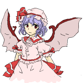 share your touhou art here! Remi10