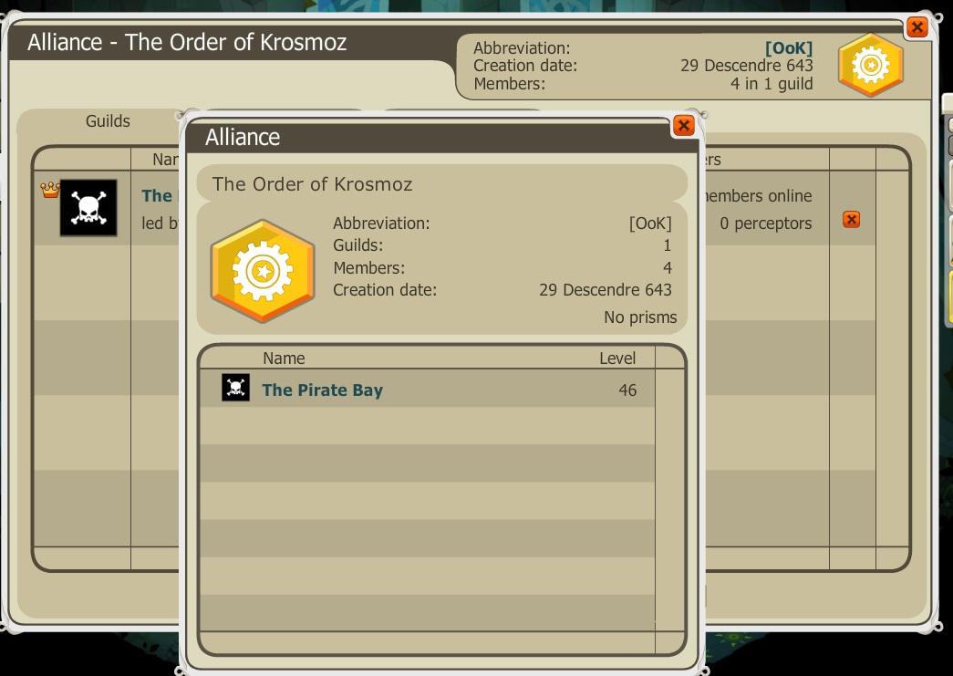 Alliance name/logo Order10