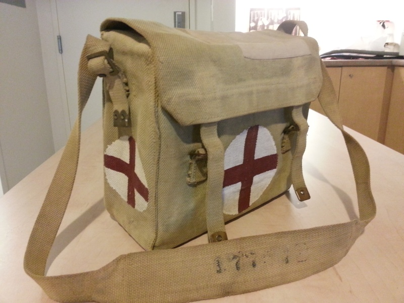 WWII? Medic Pouch 20140110