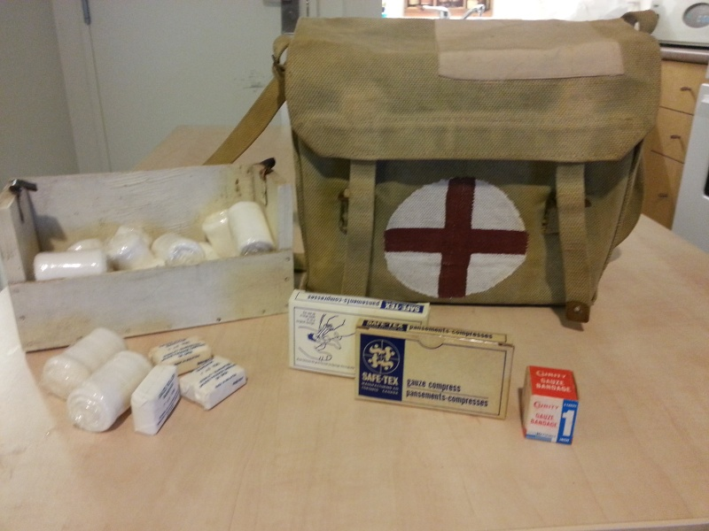 WWII? Medic Pouch 20140111