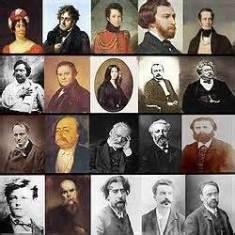 Gens de lettres célèbres