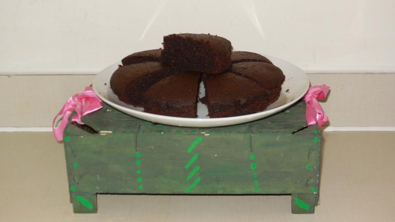 Chocolatey cakey brownies! Dscn0513