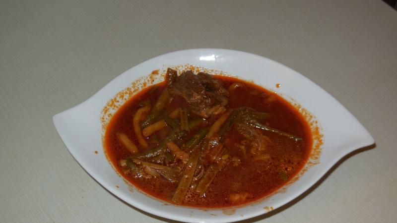 Beef and bean stew Dscn0622