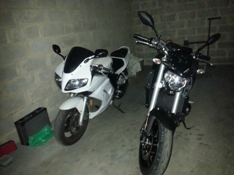 Votre moto avant la MT-09 Facebo10