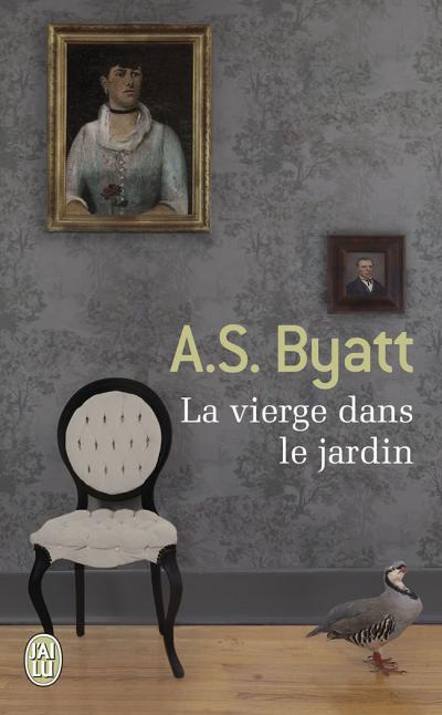 BYATT Antonia Susan - La vierge dans le jardin 1507-111
