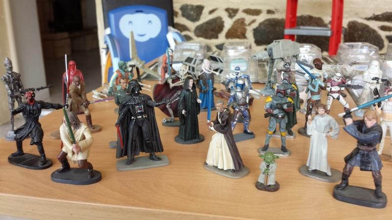 Vends collection complète Figurines Star Wars éditions Atlas 20130520