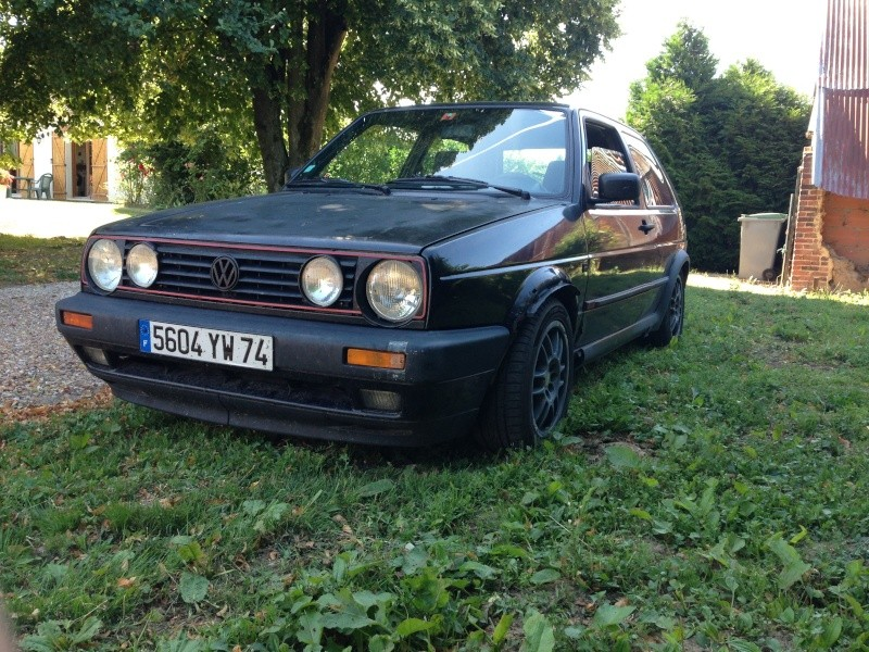 Golf 2 G60 Syncro Water_10