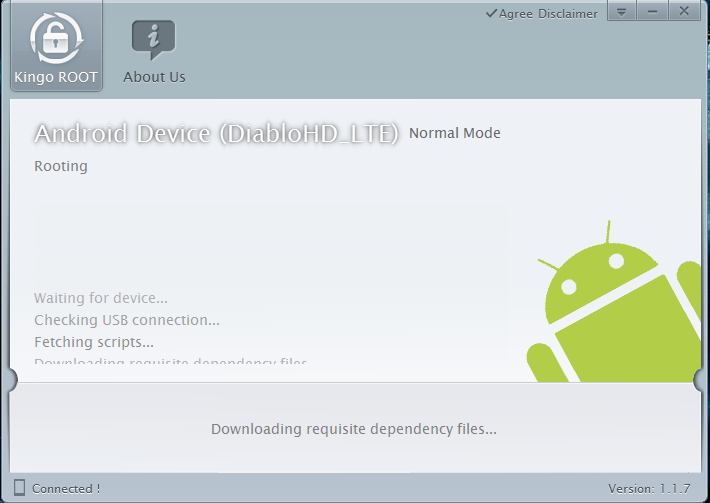 [Tuto] Rooter l'Alcatel IdolS /ultym (bs472) avec kingo android root Captur13