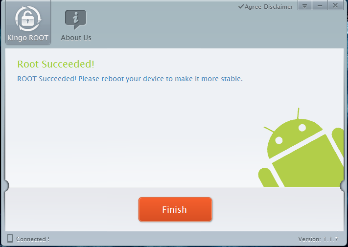 [Tuto] Rooter l'Alcatel IdolS /ultym (bs472) avec kingo android root Captur15