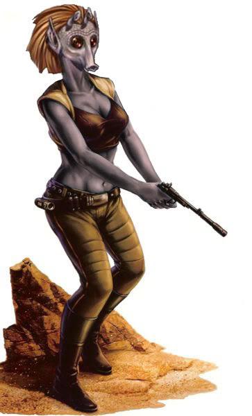 Star Wars: Projet HDNAM  Rodian11