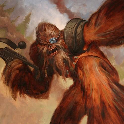 Star Wars: Projet HDNAM  Wookie11