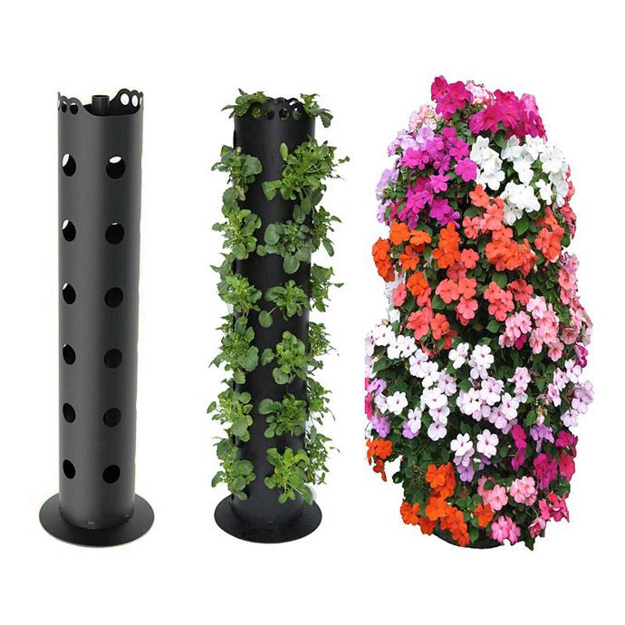 Viseće saksije- cvijetni stubovi.. Wow12