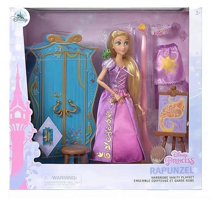 Les poupées classiques du Disney Store et des Parcs - Page 31 Raipon11