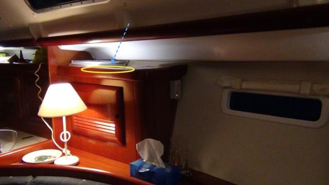 Aménagement porte-gobelet cockpit Dsc00412
