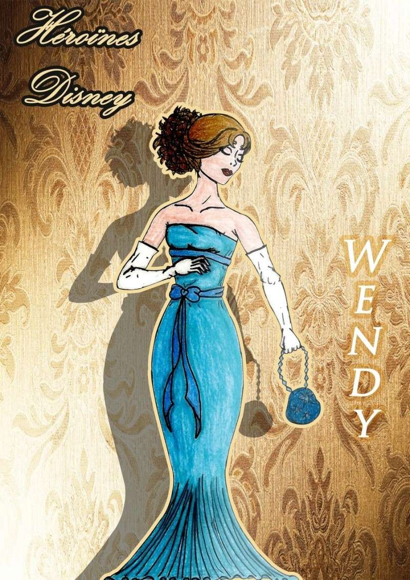 Disney Princess Designer Collection (depuis 2011) - Page 39 Disney17