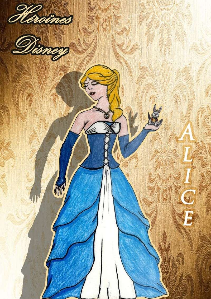 Disney Princess Designer Collection (depuis 2011) - Page 39 Disney18
