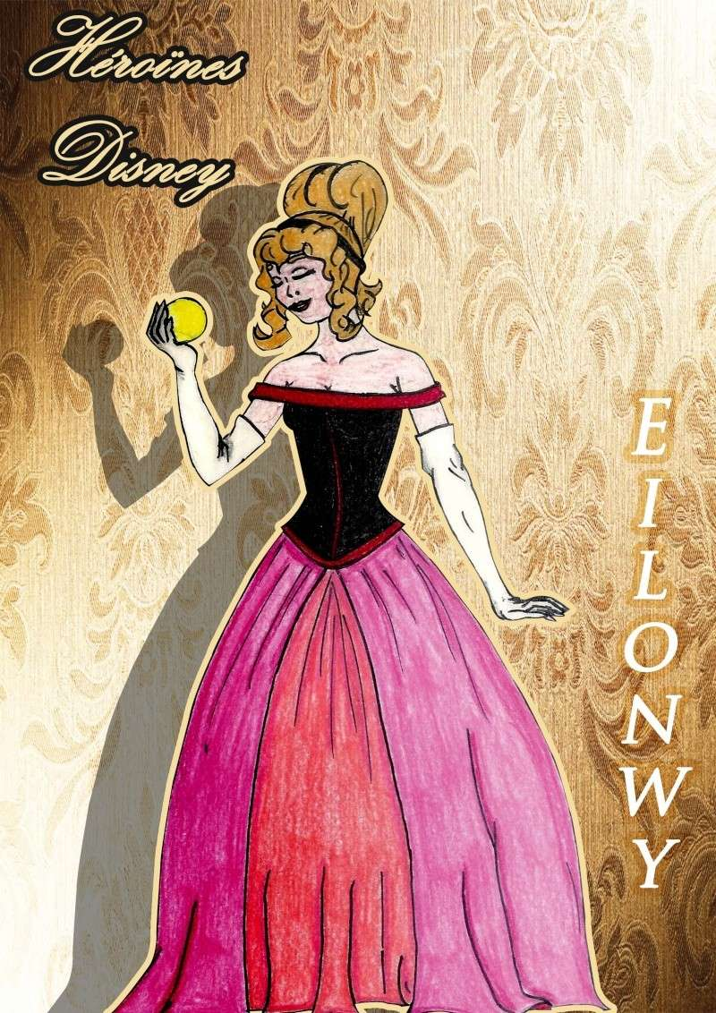 Disney Princess Designer Collection (depuis 2011) - Page 39 Disney19