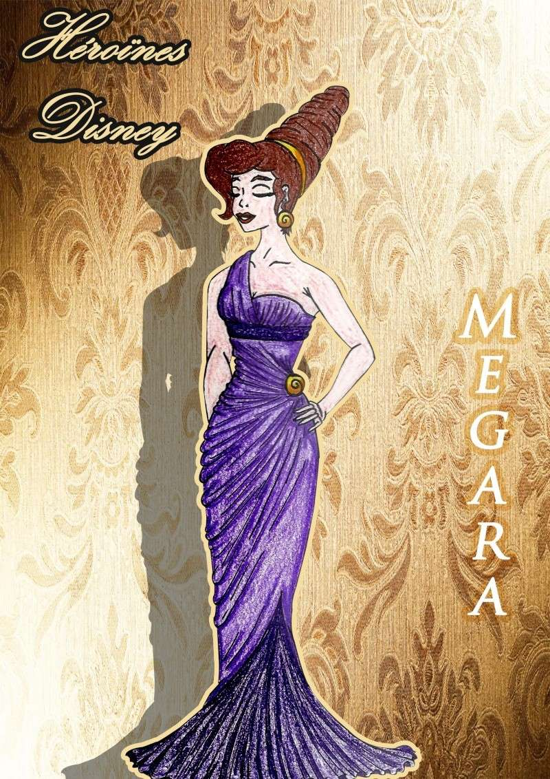 Disney Princess Designer Collection (depuis 2011) - Page 39 Disney24