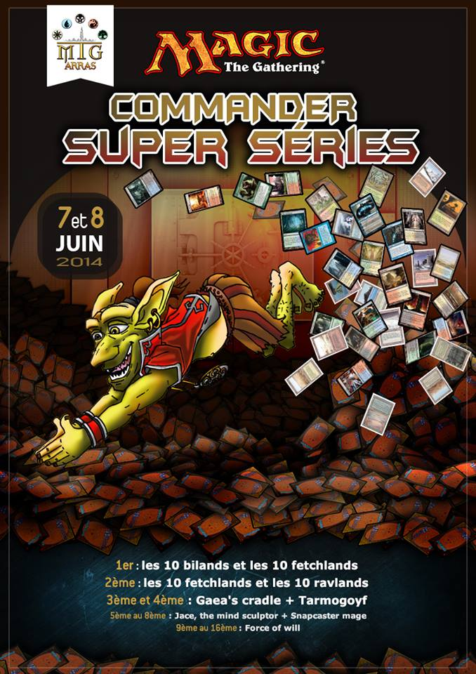 07/06/2014 & 08/06/2014, Commander Super Series à Arras Comman10
