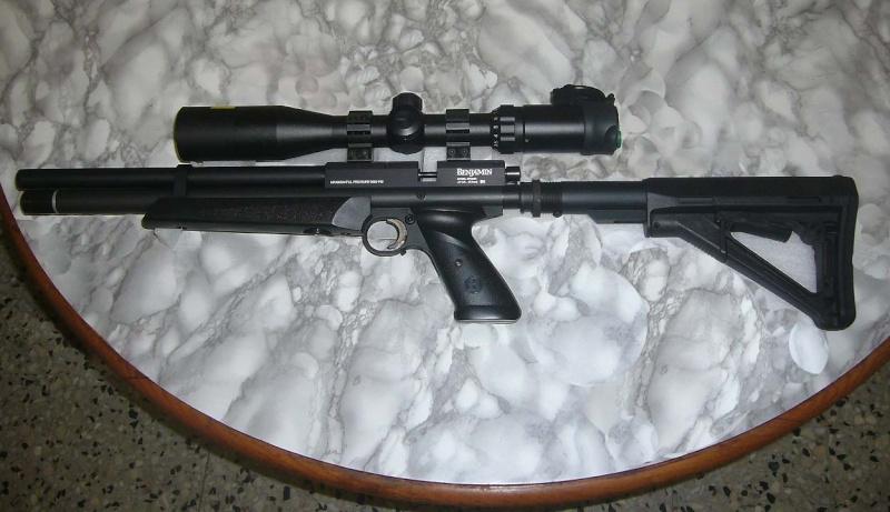 Customisation Benjamin Marauder Pistol P-rod13