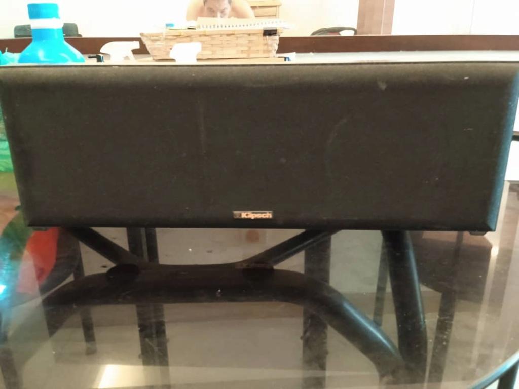 Klipsch center speaker 1a392b10