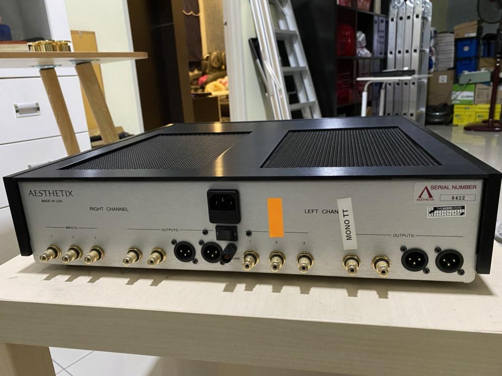 Aesthetix Rhea phono stage  48926710