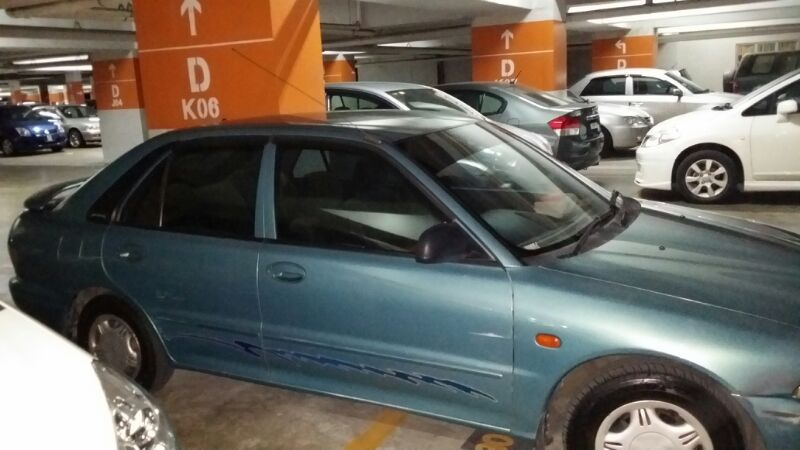 Car For Rent - Proton Wira / Daily - Monthly Rent Img-2012